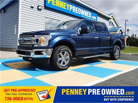 2018 Ford F-150 XLT (Stk: M21927) in Mount Pearl - Image 1 of 15