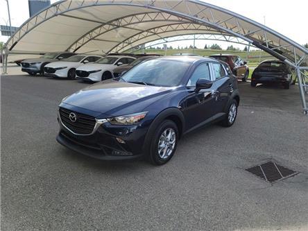 2021 Mazda CX-3 GS (Stk: N6973) in Calgary - Image 1 of 4