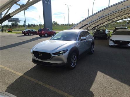 2021 Mazda CX-30 GS (Stk: N6954) in Calgary - Image 1 of 4