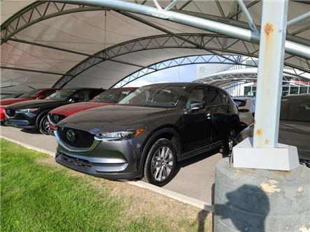 2021 Mazda CX-5 GS (Stk: N6918) in Calgary - Image 1 of 4