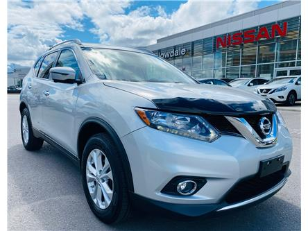2016 Nissan Rogue SV (Stk: C36022) in Thornhill - Image 1 of 20