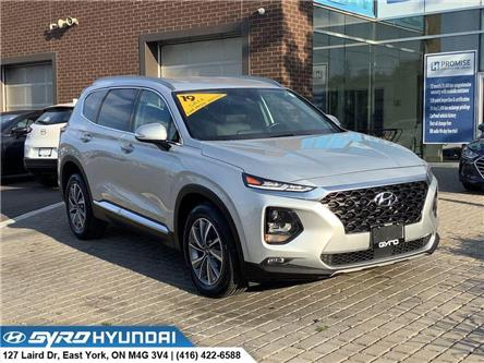 2019 Hyundai Santa Fe Preferred 2.0 (Stk: H4221) in Toronto - Image 1 of 30