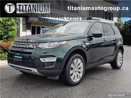 2016 Land Rover Discovery Sport HSE LUXURY (Stk: 571320) in Langley Twp - Image 1 of 22