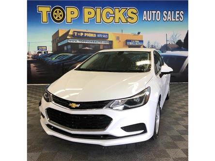 2017 Chevrolet Cruze LT Auto (Stk: 504500) in NORTH BAY - Image 1 of 29