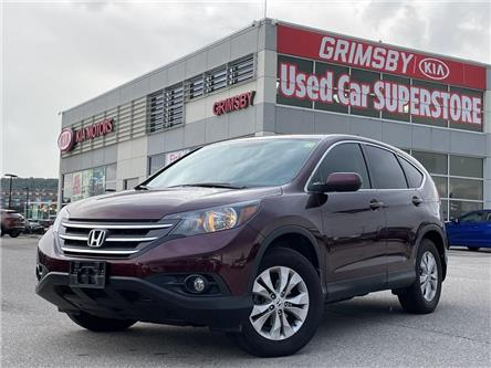2014 Honda CR-V EX LOW KMs!   Backup Cam   Bluetooth   Keyless Ent (Stk: N4378A) in Grimsby - Image 1 of 20