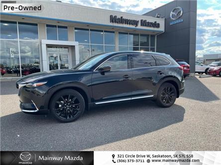 2021 Mazda CX-9 Kuro Edition AWD (Stk: M21375A) in Saskatoon - Image 1 of 22