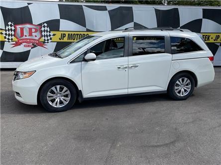 2016 Honda Odyssey EX (Stk: 51296) in Burlington - Image 1 of 29
