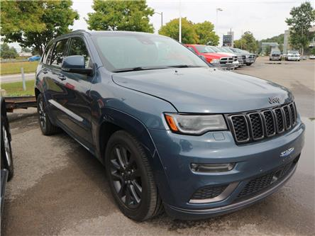 2019 Jeep Grand Cherokee Overland (Stk: 1M263U) in Quebec - Image 1 of 4