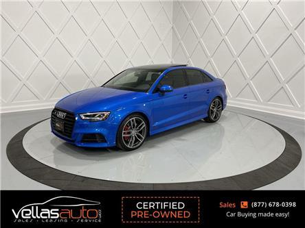 2018 Audi S3 2.0T Technik (Stk: NP8807) in Vaughan - Image 1 of 30