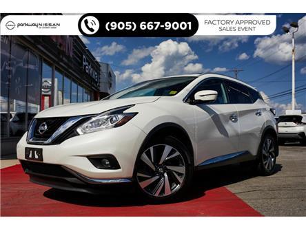 2018 Nissan Murano  (Stk: N1900) in Hamilton - Image 1 of 30