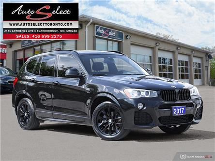 2017 BMW X3 xDrive28i (Stk: 17X3MK21) in Scarborough - Image 1 of 30