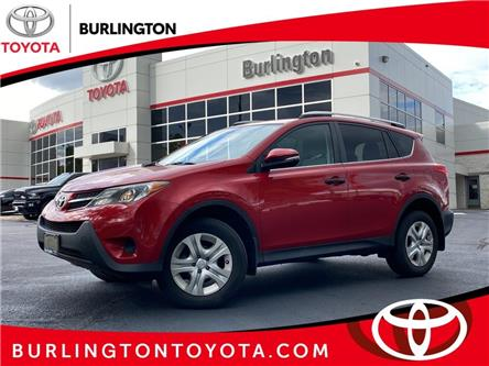 2013 Toyota RAV4 LE (Stk: 218295A) in Burlington - Image 1 of 18