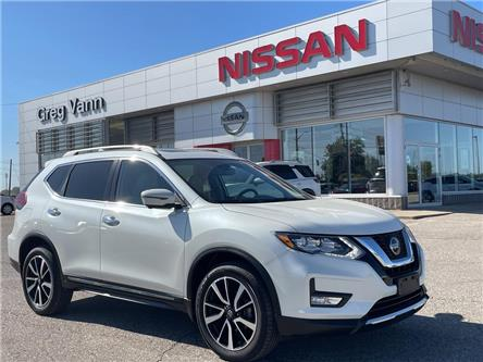 2020 Nissan Rogue SL (Stk: P2866) in Cambridge - Image 1 of 29