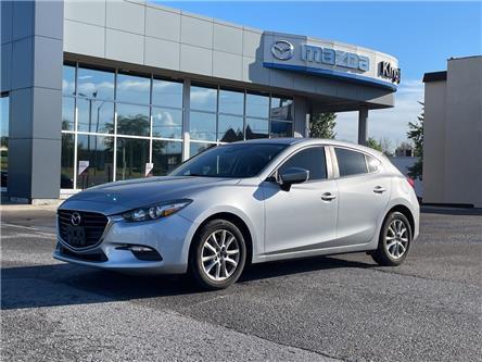 2017 Mazda Mazda3 Sport GS (Stk: 21t210a) in Kingston - Image 1 of 15