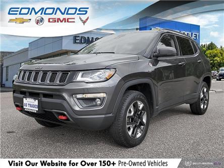 2018 Jeep Compass Trailhawk (Stk: 1607B) in Huntsville - Image 1 of 26
