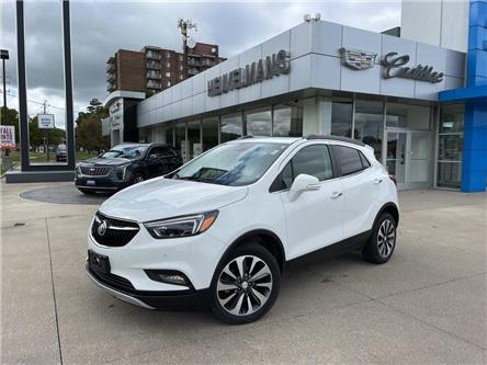 2018 Buick Encore Premium (Stk: 21120A) in Chatham - Image 1 of 15