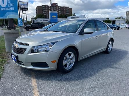 2014 Chevrolet Cruze 2LT (Stk: N010A) in Chatham - Image 1 of 7