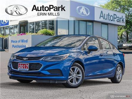 2017 Chevrolet Cruze LT Auto (Stk: 592831AP) in Mississauga - Image 1 of 26