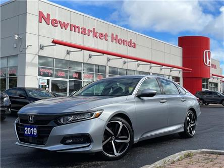 2019 Honda Accord Sport 1.5T (Stk: 21-4054A) in Newmarket - Image 1 of 20