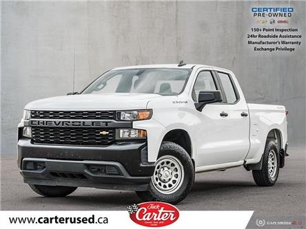 2019 Chevrolet Silverado 1500 Work Truck (Stk: 11074U) in Calgary - Image 1 of 27