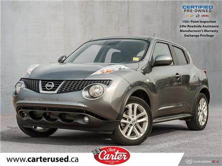 2012 Nissan Juke SV (Stk: 107317U) in Calgary - Image 1 of 27