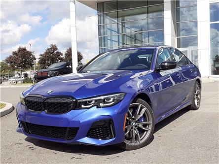 2022 BMW 3 Series M340i xDrive | LEATHER | NAVI | SUNROOF | (Stk: 14521) in Gloucester - Image 1 of 26