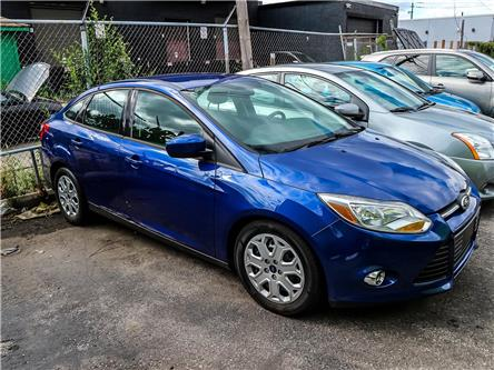 2012 Ford Focus SE (Stk: T20396A) in Toronto - Image 1 of 9