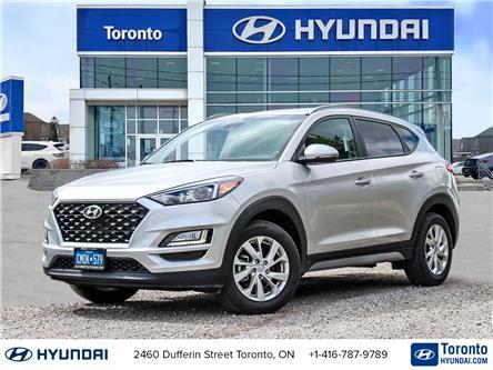 2021 Hyundai Tucson Preferred (Stk: UH07292) in Toronto - Image 1 of 19