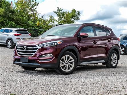 2017 Hyundai Tucson Luxury (Stk: U07295) in Toronto - Image 1 of 4