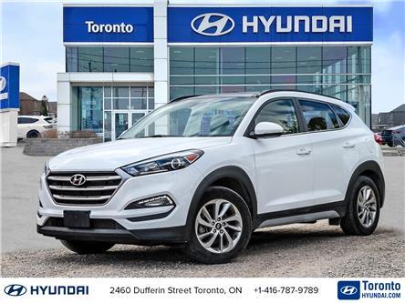 2018 Hyundai Tucson Luxury 2.0L (Stk: U07278) in Toronto - Image 1 of 30