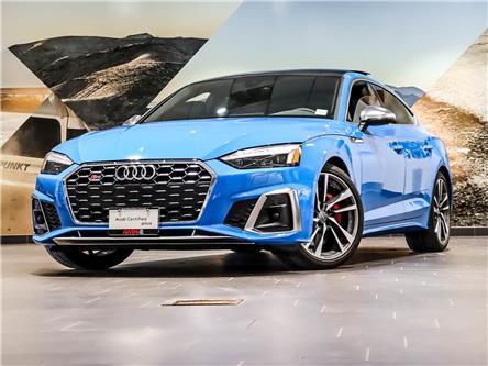 2020 Audi S5 3.0T Technik (Stk: P4775) in Toronto - Image 1 of 4