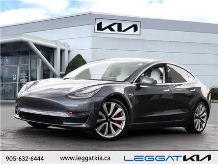 2019 Tesla Model 3  (Stk: 2685) in Burlington - Image 1 of 23
