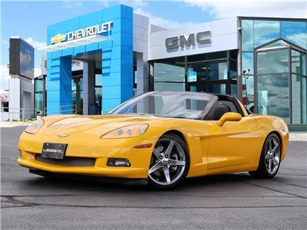 2005 Chevrolet Corvette Base (Stk: 6482S) in Burlington - Image 1 of 18