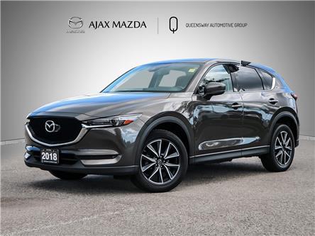 2018 Mazda CX-5 GT (Stk: P5905) in Ajax - Image 1 of 27