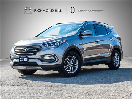 2018 Hyundai Santa Fe Sport 2.4 Base (Stk: 21-369A) in Richmond Hill - Image 1 of 23