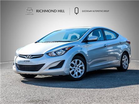 2015 Hyundai Elantra GL (Stk: 21-591A) in Richmond Hill - Image 1 of 22