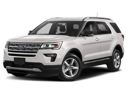 2018 Ford Explorer Platinum (Stk: PL22331) in Toronto - Image 1 of 9