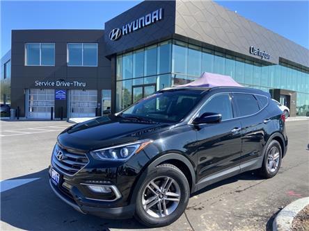 2017 Hyundai Santa Fe Sport 2.4 Luxury (Stk: 21493A) in Clarington - Image 1 of 11