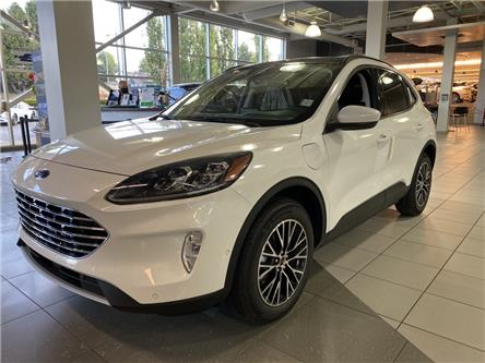 2021 Ford Escape PHEV Titanium (Stk: 216849) in Vancouver - Image 1 of 9