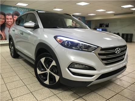 2018 Hyundai Tucson SE 1.6T (Stk: 211498A) in Calgary - Image 1 of 12