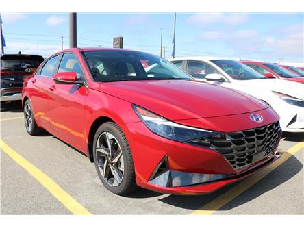 2021 Hyundai Elantra Ultimate (Stk: 12018) in Saint John - Image 1 of 5