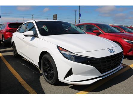 2022 Hyundai Elantra HEV Preferred (Stk: 22005) in Saint John - Image 1 of 15