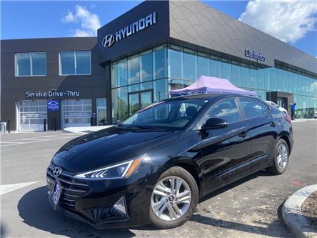 2019 Hyundai Elantra Preferred (Stk: U1214) in Clarington - Image 1 of 10
