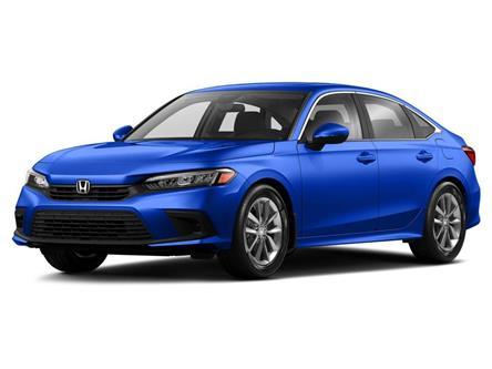 2022 Honda Civic EX (Stk: 222089) in Richmond Hill - Image 1 of 3