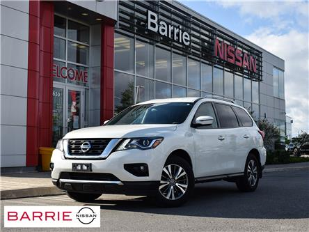 2019 Nissan Pathfinder SV Tech (Stk: 21215A) in Barrie - Image 1 of 28
