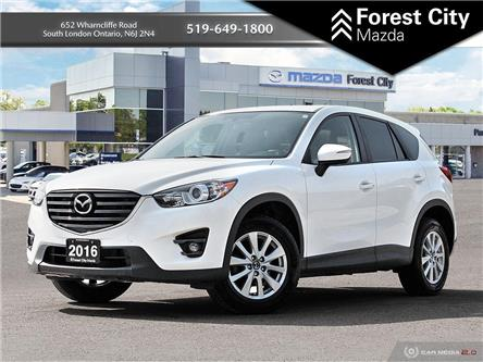 2016 Mazda CX-5 GS (Stk: 21C56141A) in London - Image 1 of 35