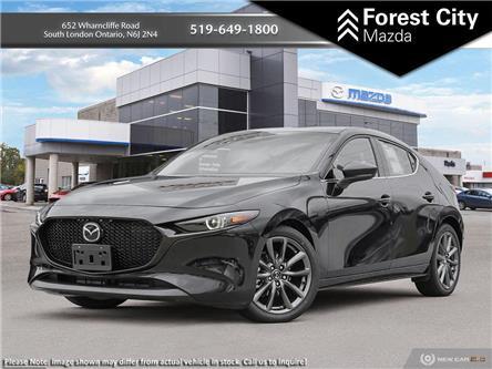 2021 Mazda Mazda3 Sport GT (Stk: 21M35244) in London - Image 1 of 23