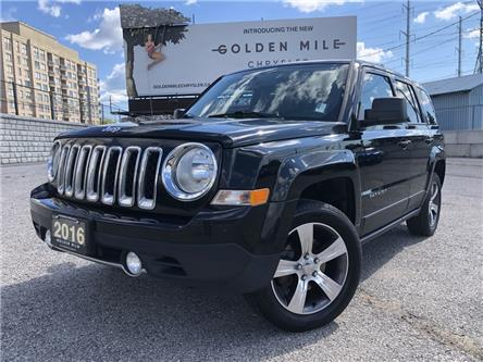 2016 Jeep Patriot Sport/North (Stk: P5465AA) in North York - Image 1 of 28