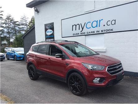 2017 Ford Escape Titanium (Stk: 210838) in Ottawa - Image 1 of 23