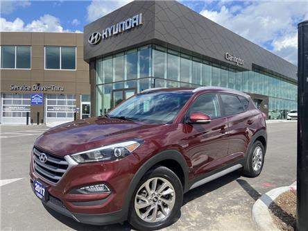 2017 Hyundai Tucson  (Stk: 21685A) in Clarington - Image 1 of 10